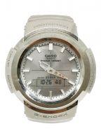 CASIO()の古着「ソーラー電波時計」