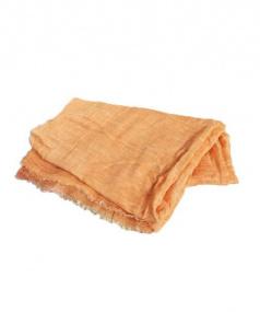 Faliero Sarti(ファリエロ サルティ)の古着「ストール」|オレンジ