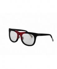 KRIS VAN ASSCHE×LINDA FARROW(クリスヴァンアッシュ×リンダファロー)の古着「眼鏡」|ブラック