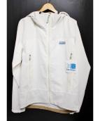 KARRIMOR(カリマー)の古着「ピコスジャケット マウンテンパーカー」 ホワイト