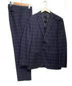 417 by EDIFICE(417 バイ エディフィス)の古着「2Bスーツ」|ネイビー