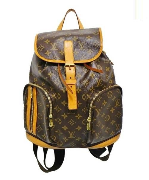 02f20a54ad02 中古・古着通販】LOUIS VUITTON (ルイヴィトン) リュック ブラウン ...