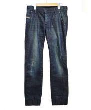 DIESEL(ディーゼル)の古着「ジョガーデニムパンツ JOYZE」|インディゴ