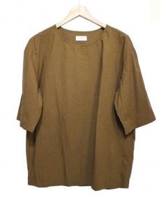 LEMAIRE(ルメール)の古着「プルオーバーシャツ」|カーキ