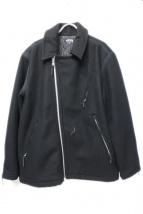 STUSSY(ステューシー)の古着「ウールライダースジャケット」