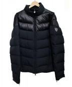EA7(イーエーセブン)の古着「ダウンジャケット ARMANI」|ブラック