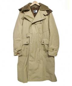 Engineered Garments(エンジニアードガーメンツ)の古着「ストームコート」 ベージュ