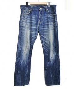 CarHartt(カーハート)の古着「デニムパンツ」|インディゴ