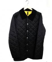 Barbour(バブアー)の古着「LIDDESDALE JACKET」|ブラック