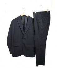 narifuri(ナリフリ)の古着「ドライメッシュ2Bセットアップスーツ」|ブラック