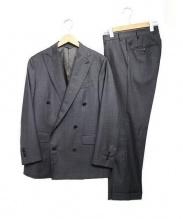 LIMITED EDITION(リミテッドエディション)の古着「ダブルスーツ」|グレー