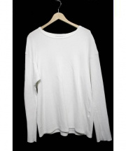 UNUSED(アンユーズド)の古着「サーマルカットソー」|ホワイト