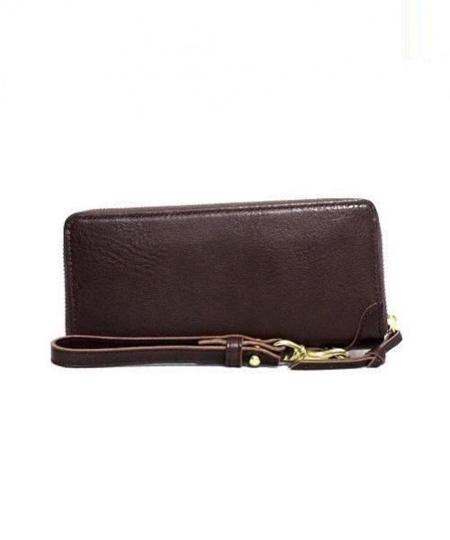 best service 6fd7e 1a937 [中古]SLOW(スロウ)のメンズ 服飾小物 ラウンドファスナー財布