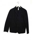 MHL(エムエイチエル)の古着「コットンジャケット」 ブラック