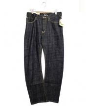 GEKKO(ゲッコー)の古着「デニムパンツ」 ブルー