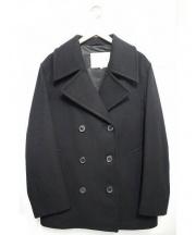 MACKINTOSH(マッキントッシュ)の古着「Pコート」|ブラック