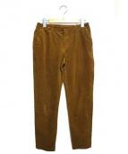 GALERIE VIE(ギャルリー・ヴィー)の古着「コーデュロイパンツ」|ブラウン