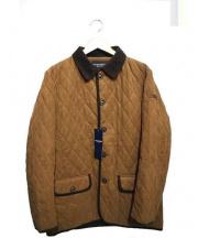 McGREGOR(マックレガー)の古着「キルティングジャケット」 ブラウン