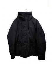 AVIREX(アヴィレックス)の古着「マウンテンフィールドジャケット」 ブラック