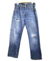 LEVI'S(リーバイス)の古着「復刻デニムパンツ」 インディゴ