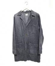 orSlow(オアスロウ)の古着「カバーオール ジャケット」|グレー