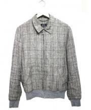 A.P.C.(アーペーセー)の古着「リネンジャケット」|グレー