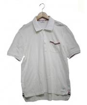 Thom Browne(トムブラウン)の古着「ポロシャツ」 ホワイト