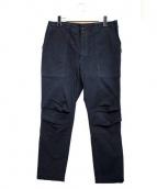 junhashimoto(ジュンハシモト)の古着「TIGHT BAKER PANTS パンツ」|ブラック