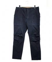 junhashimoto(ジュンハシモト)の古着「TIGHT BAKER PANTS パンツ」 ブラック
