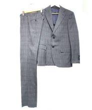 ABAHOUSE ecru(アバハウス エクリュ)の古着「セットアップスーツ」|グレー