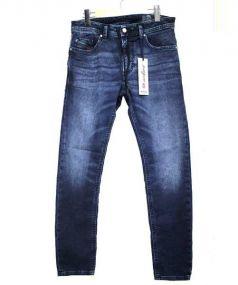 DIESEL(ディーゼル)の古着「ジョグデニムパンツ」|ブルー