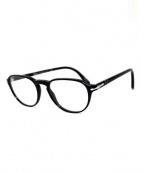 Persol(パーソル)の古着「眼鏡」 ブラック