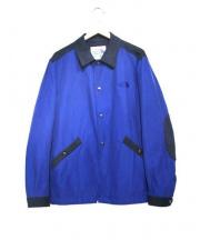 eYe COMME des GARCONS JUNYAWATANABE MAN(アイ コムデギャルソン ジュンヤワタナベマン)の古着「コーチジャケット」|ブルー