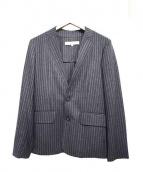 LUCIO VANOTTI(ルーチョ バノッティ)の古着「ウールジャケット」|グレー
