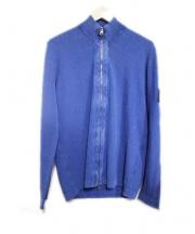 STONE ISLAND(ストーンアイランド)の古着「ジャケット」|ブルー