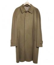 sarvatore giovanni(サルバトーレジョバンニ)の古着「カシミヤコート」|ベージュ