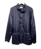 BARNEYS NEWYORK(バーニーズニューヨーク)の古着「ナイロンジャケット」|ブラック