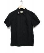Hysteric Glamour(ヒステリックグラマ)の古着「シャツ トップス」|ブラック