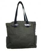 FILSON(フィルソン)の古着「マッカリートートバッグ」|オリーブ