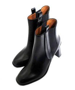 SARTORE(サルトル)の古着「サイドゴアブーツ」|ブラック