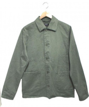 A.P.C.(アーペーセー)の古着「Kerlouan ジャケット」|カーキ