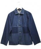 A.P.C.(アーペーセー)の古着「BLOUSON SMITH 18P ジャケット」|インディゴ