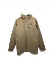 Patagonia(パタゴニア)の古着「トレス・スリーインワン・パーカ ジャケット」|ベージュ
