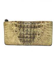 FUNNY(ファニー)の古着「2つ折り長財布」|ベージュ
