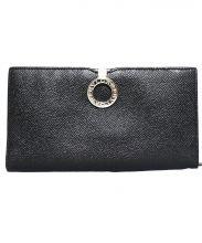 BVLGARI(ブルガリ)の古着「長財布」|ブラック