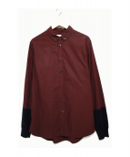 MARNI(マルニ)の古着「レギュラーシャツ」|ボルドー