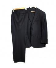 LANVIN COLLECTION(ランバン コレクション)の古着「セットアップスーツ」|ブラック