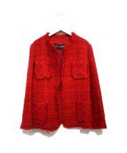 JUNYA WATANABE CDG(ジュンヤワタナベ コムデギャルソン)の古着「ツイードジャケット」