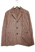 CARVEN(カルヴェン)の古着「シアサッカーテーラードジャケット」