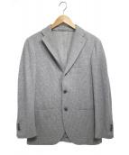 Brilla per il gusto(ブリッラ ペル イル グスト)の古着「3Bテーラードジャケット」|グレー